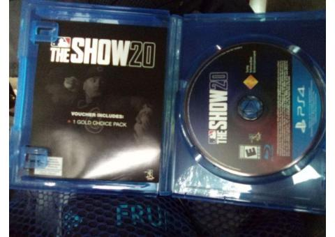 PS4 The Show20